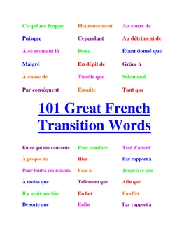 French essay phrases on holidays