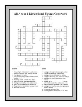 crossword puzzles for kids: Grade Math Vocabulary Crossword