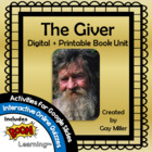 A Resource Guide to Use with The Giver