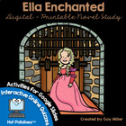 A Resource Guide to use with Ella Enchanted