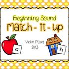 Beginning Sound Match It Up!