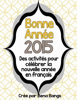 {Bonne Année 2014!} A mini-unit for the New Year in Immers