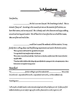 http://www.teacherspayteachers.com/Product/Class-Pet-Rat-Note-1332707