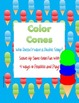 Color Cones: Four Color Activities