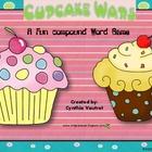 Compound Words - Cupcake Wars