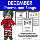 December Poems and Songs