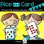 Dice and Card Games
