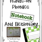 Hands On Dictionary and Phonics Notebook