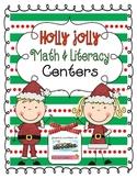 Holly-Jolly-Math-Literacy-Centers