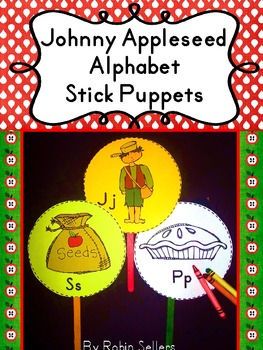 Alphabet Puppets - Evan-Moor Educational Publishers - Google Books