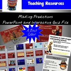 Making Predictions Intro. PowerPoint lesson (drawing conclusions)