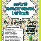 Metric Measurement Lapbook {Common Core Aligned}