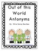 Out of this World Antonyms