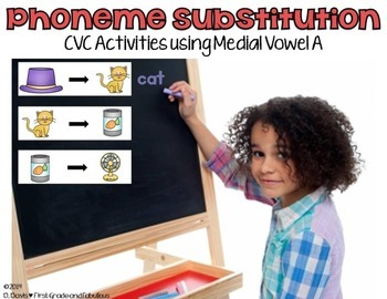 Phoneme Substitution-First Grade and Fabulus
