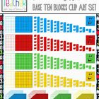 Place Value and Extras Clip Art Bundle: Over 160 Graphics