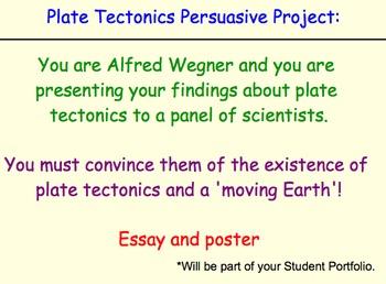 Plate Tectonics Essay Paper