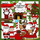 Santa's Christmas Clipart