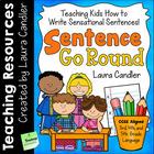Sentence Writing Activity (Sentence Go Round)