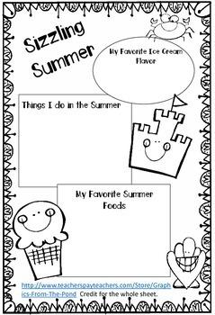 http://www.teacherspayteachers.com/Product/Sizzling-Summer-1292716