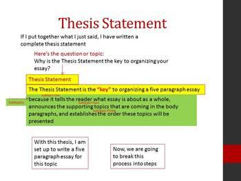 Narrative Writing Graphic Organizer Templates