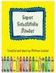 Super Substitute Binder