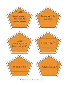 IXL - Geometric growth patterns (Grade 4 math practice)