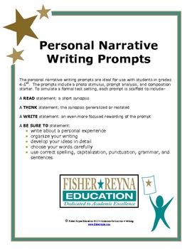 Narrative Narrative Narrative Narrative Essay Prompts 4th Grade