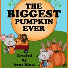 The Biggest Pumpkin Ever ~ A Book Unit For October &amp; Halloween