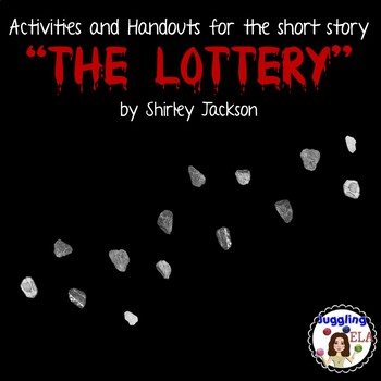 Black Box the Lottery by Shirley Jackson