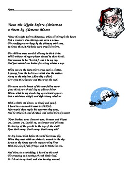 Hilarious Galleries » Twas The Night Before Christmas Funny Poems