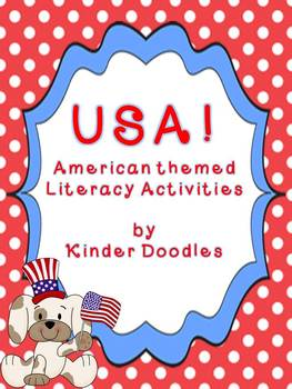 http://www.teacherspayteachers.com/Product/USA-American-themed-literacy-activities-aligned-with-CCSS-1182047
