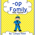 op word family mini pack