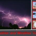 weather and weather tools Powerpoint lesson