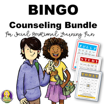 BINGO Bundle--(like buying 2 and getting one free!)
