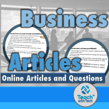 Business Articles (14) Activity
