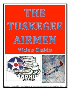 HIGH SCHOOL TUSKEGEE AIRMEN MOVIE GUIDE