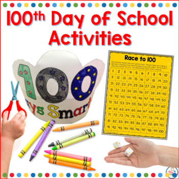 Hooray for the 100th Day pack from TpT