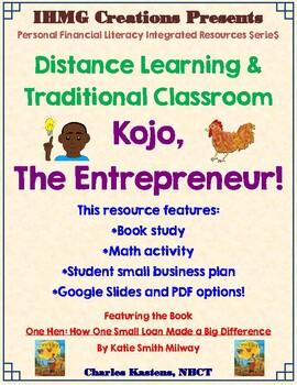 Kojo: The Story of an Entrepreneur (Personal Financial Lit