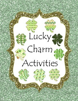 Lucky Charm Activities