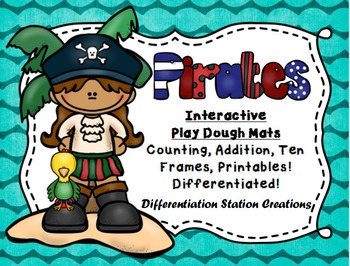 https://www.teacherspayteachers.com/Product/Pirates-Interactive-Play-Dough-Mats-Counting-Centers-Games-Printables-1299731