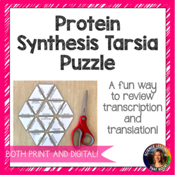 Protein Synthesis Puzzle