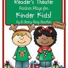 Reader's Theater - Partner Plays for Kinder Kids! {Holiday