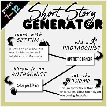 Story Generator Activity