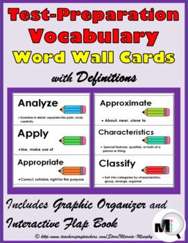 Test - Preparation Vocabulary