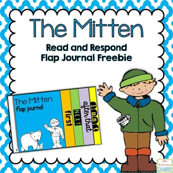 The Mitten - Read and Respond Flap Journal