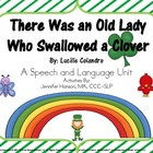 There Was an Old Lady Who Swallowed a Clover Companion Pac
