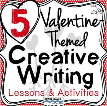 Valentine's Day Activities, Creative Writing Lessons
